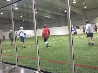 Box Lacrosse at The Field in Pacific - 2017